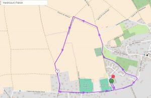 Course jeunes 3 km